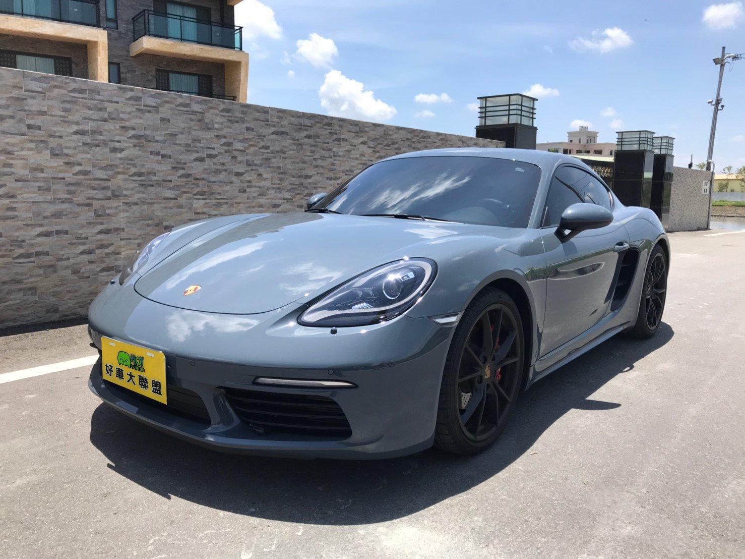2017 Porsche 保時捷 Cayman
