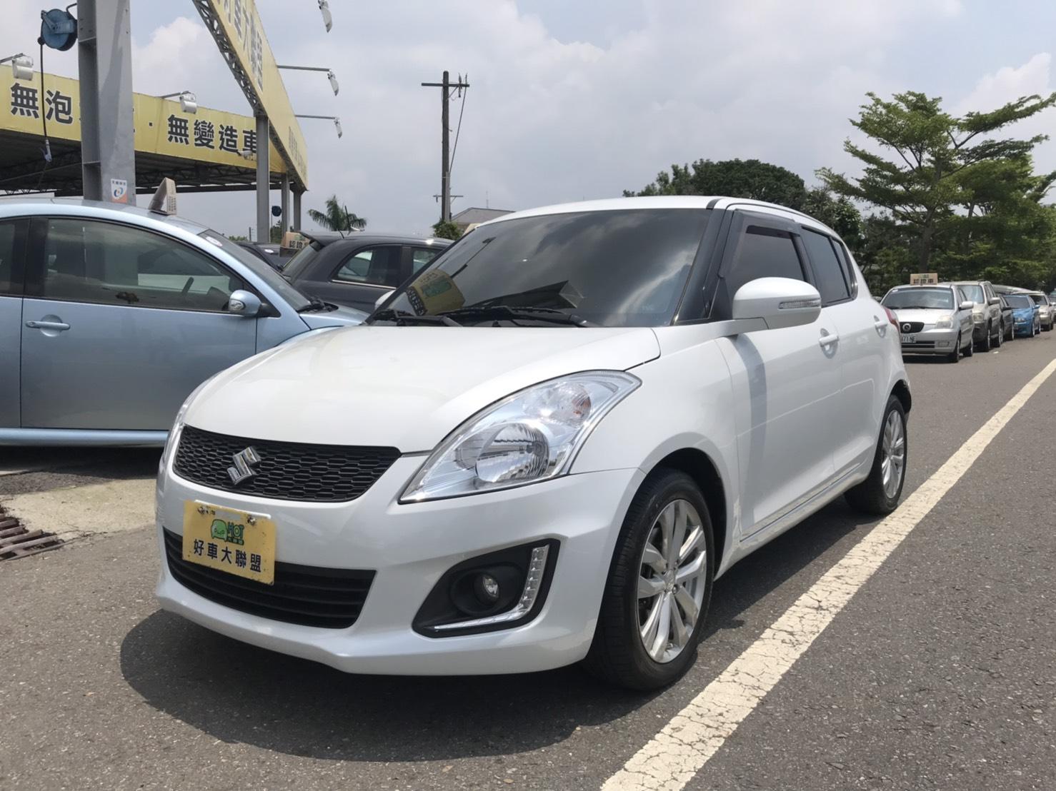 2015 Suzuki 鈴木 Swift