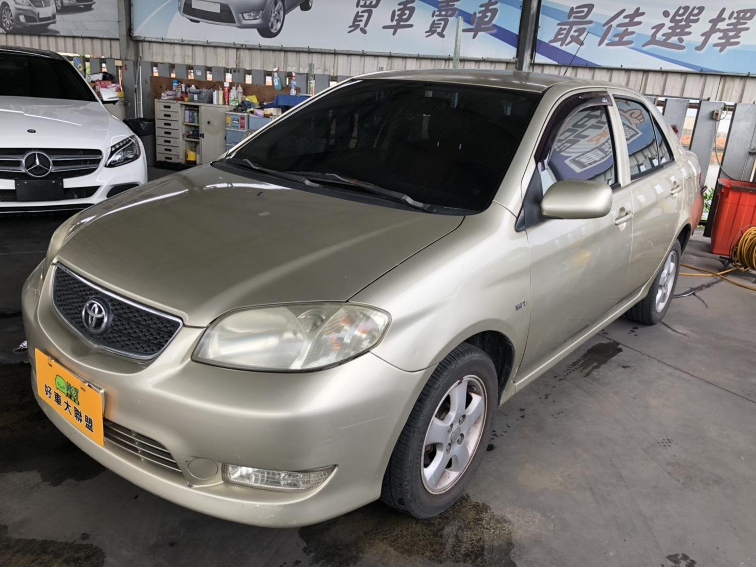 2004 Toyota 豐田 Vios