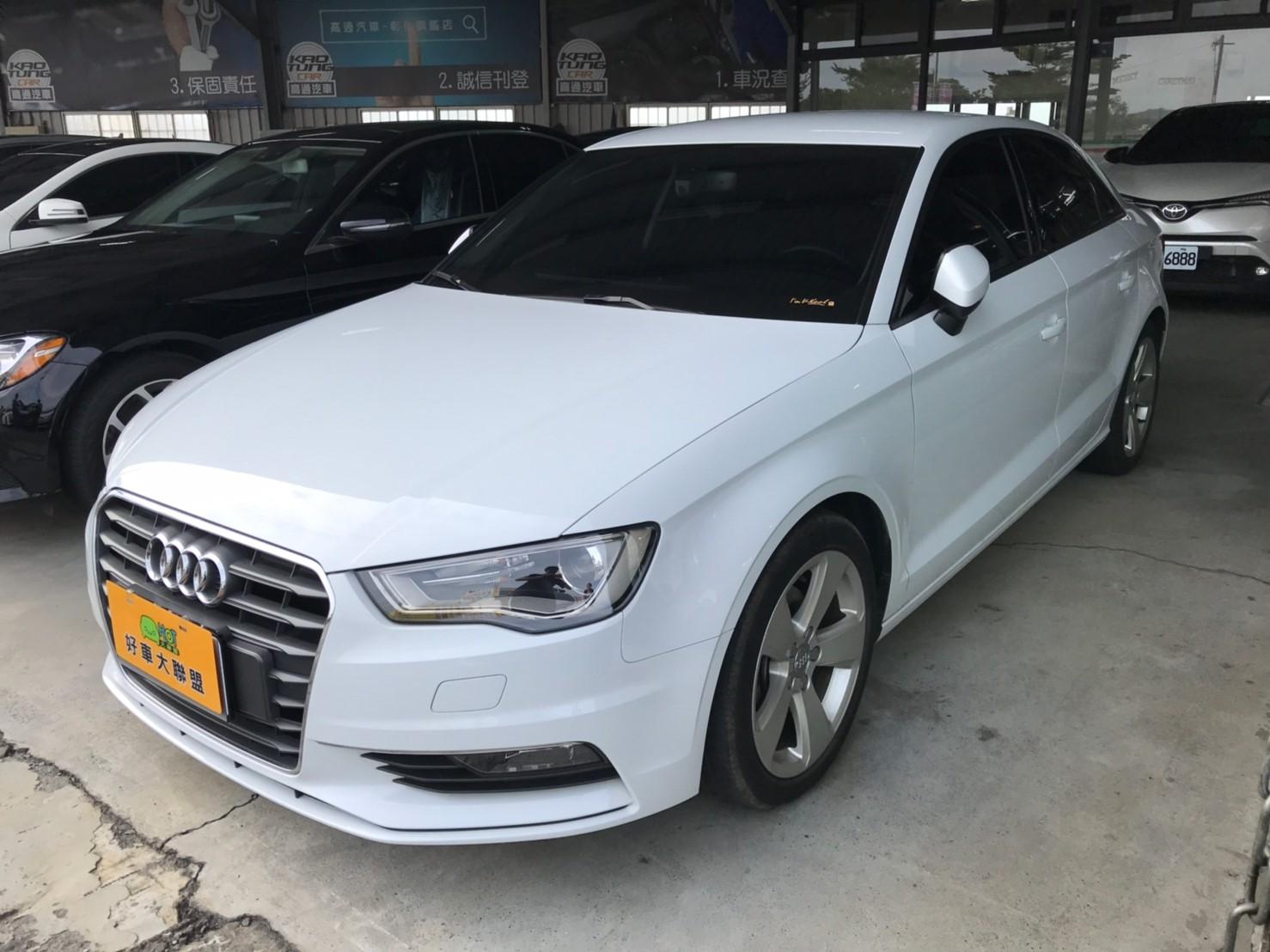2015 Audi 奧迪 A3 sedan