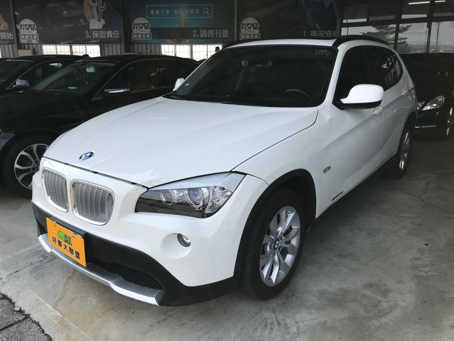 2010 BMW 寶馬 X1