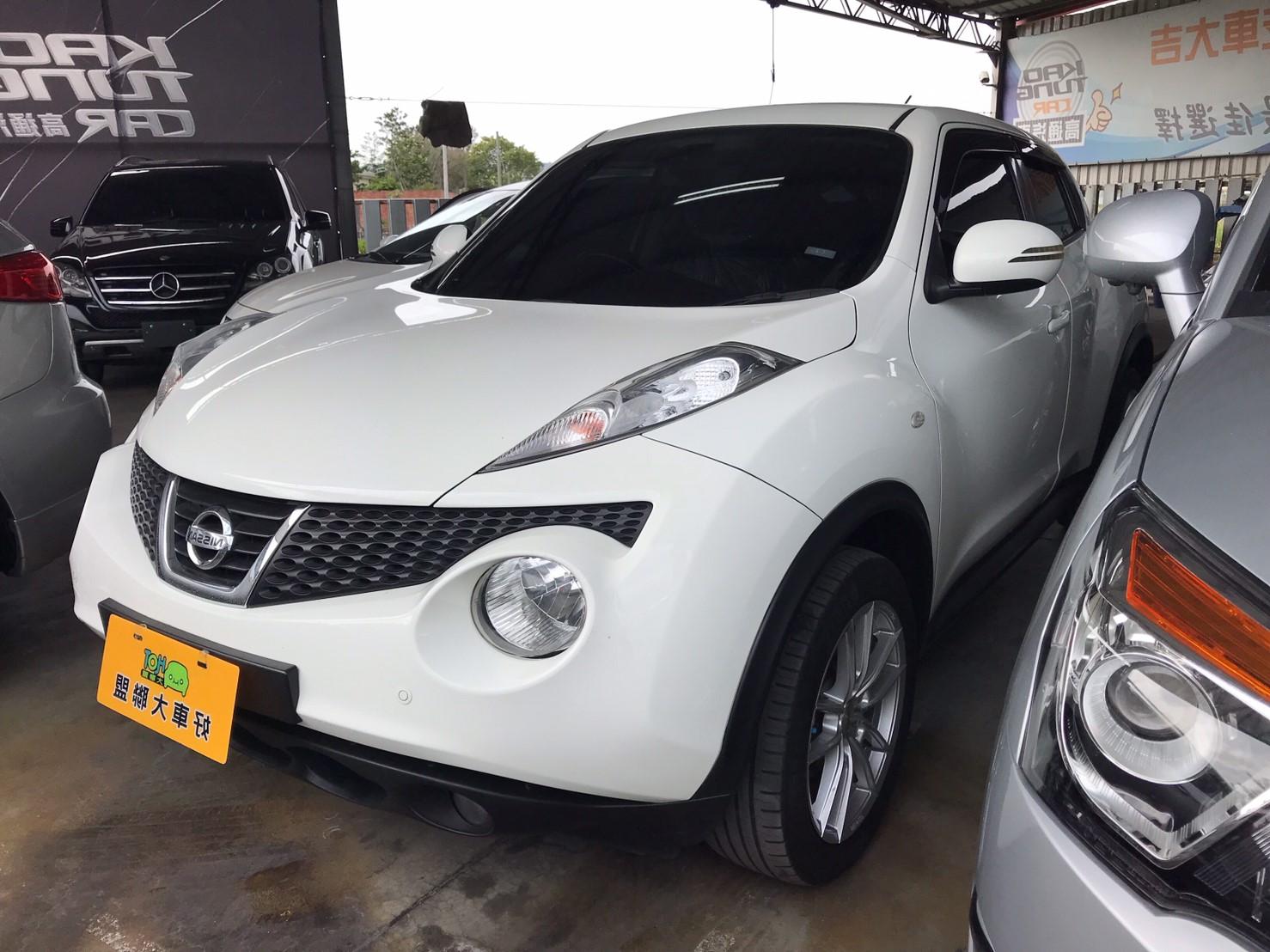 2014 Nissan 日產 Juke