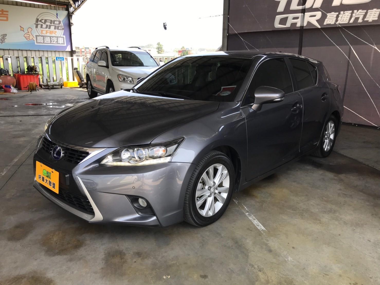 2014 Lexus 凌志 Ct