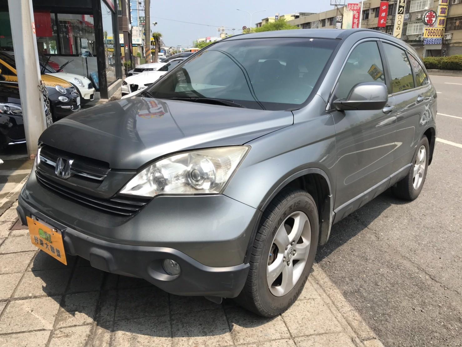 2007 Honda 本田 Cr-v