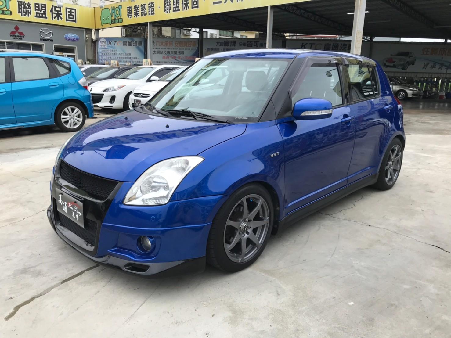 2008 Suzuki 鈴木 Swift