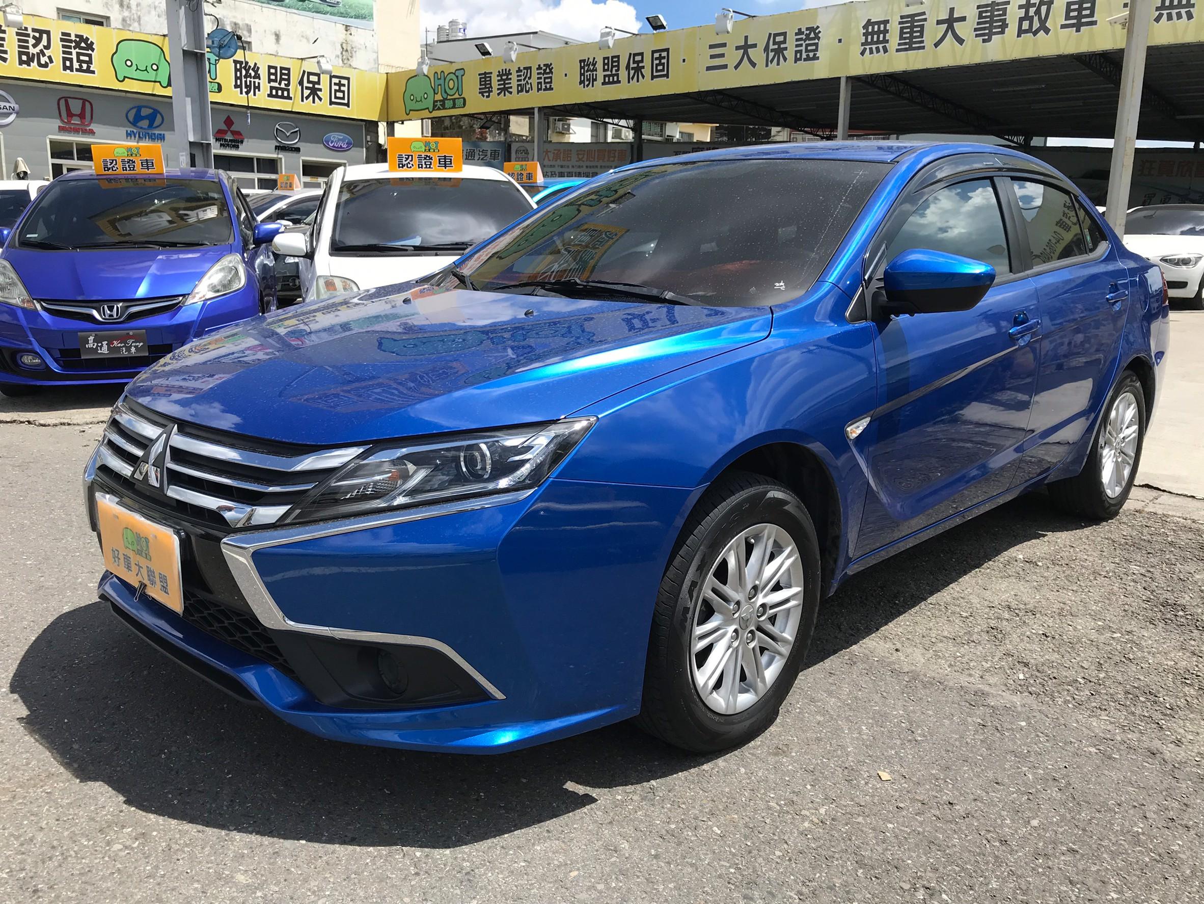 2018 Mitsubishi 三菱 Lancer fortis