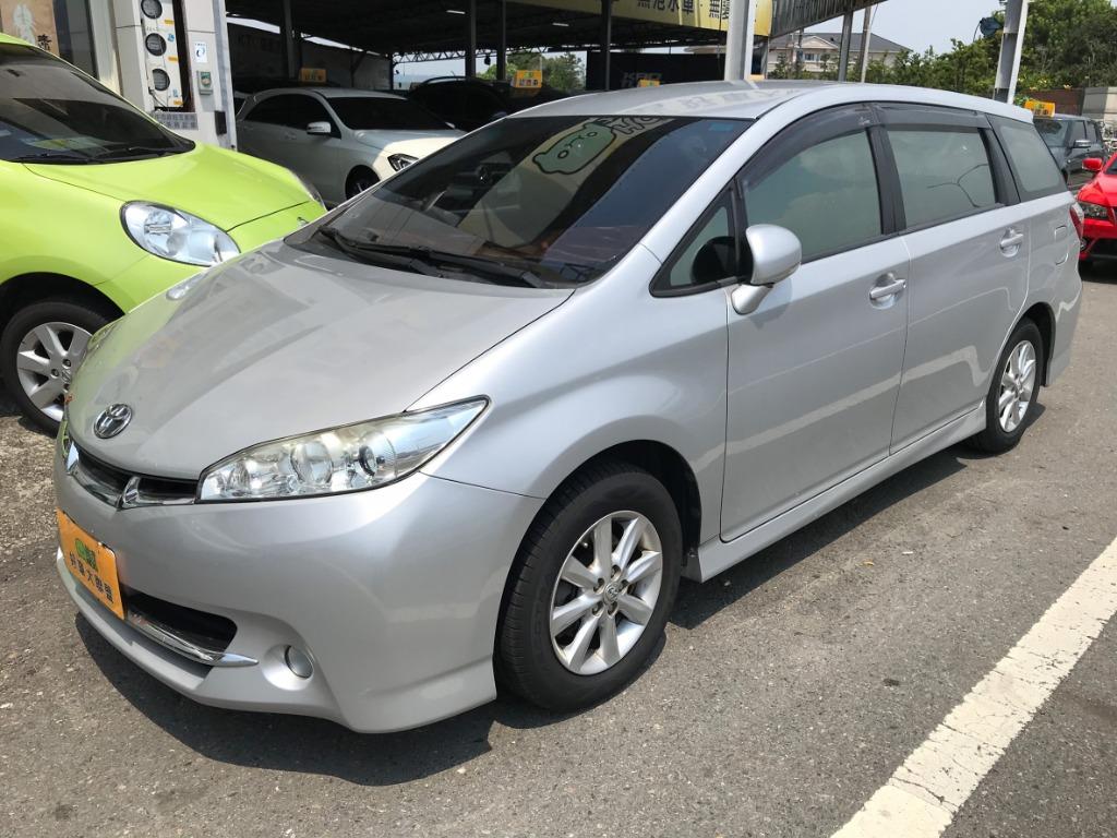 2011 Toyota 豐田 Wish
