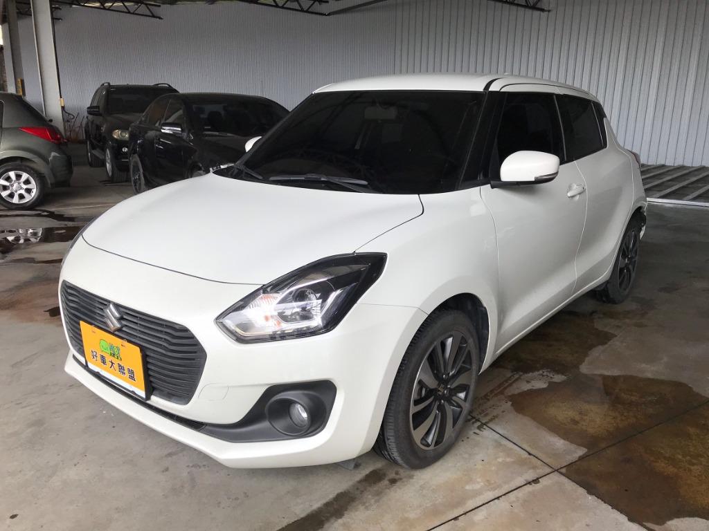 Suzuki 鈴木 2018 Swift