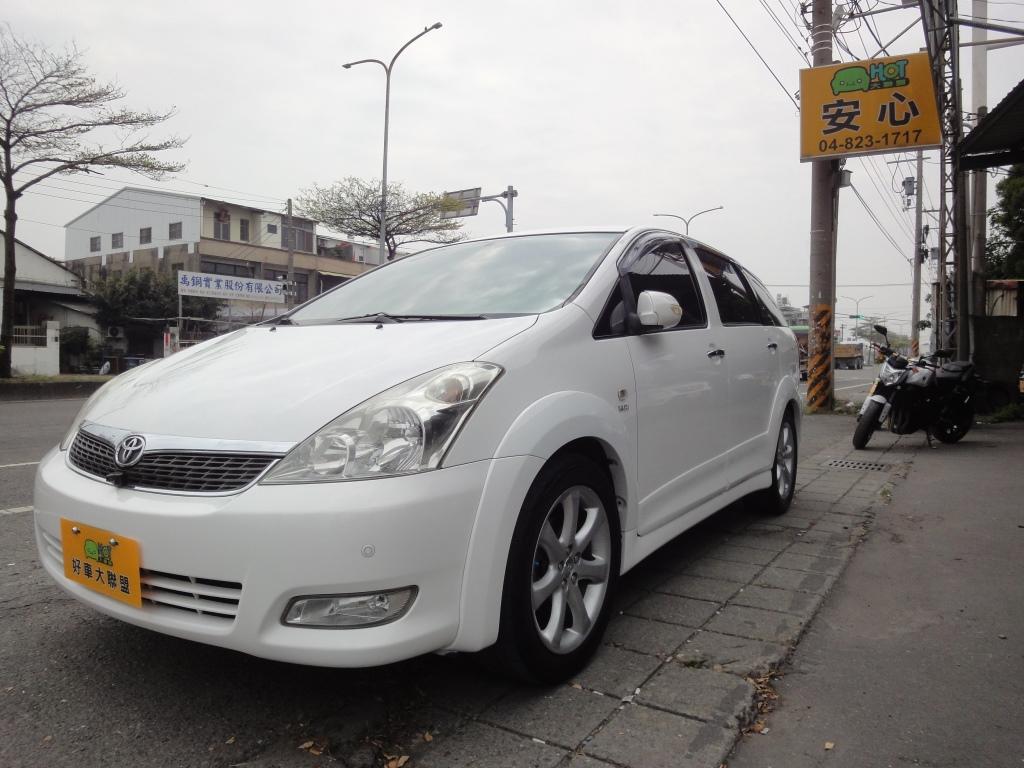 2006 Toyota Wish