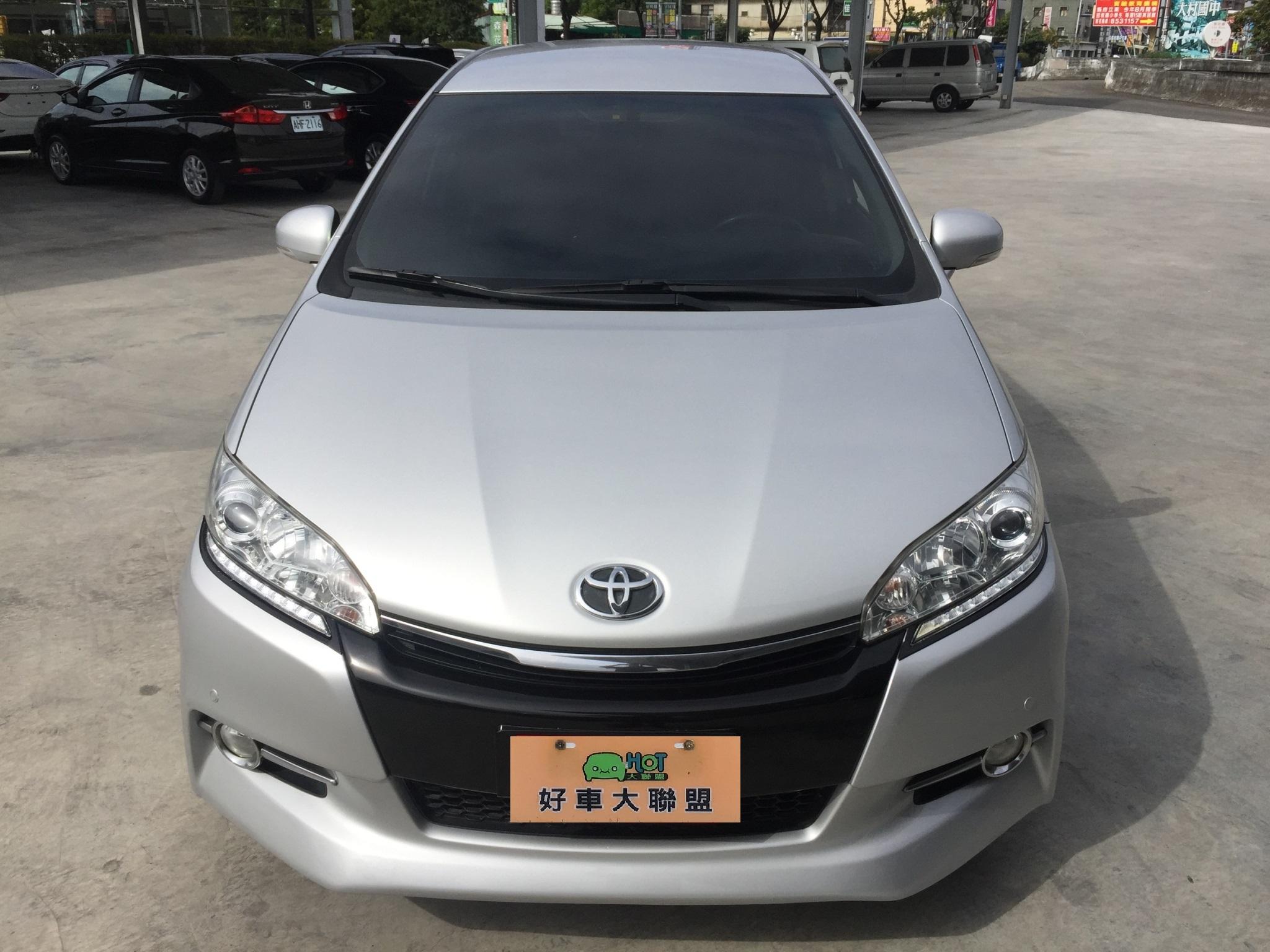 2014 Toyota 豐田 Wish