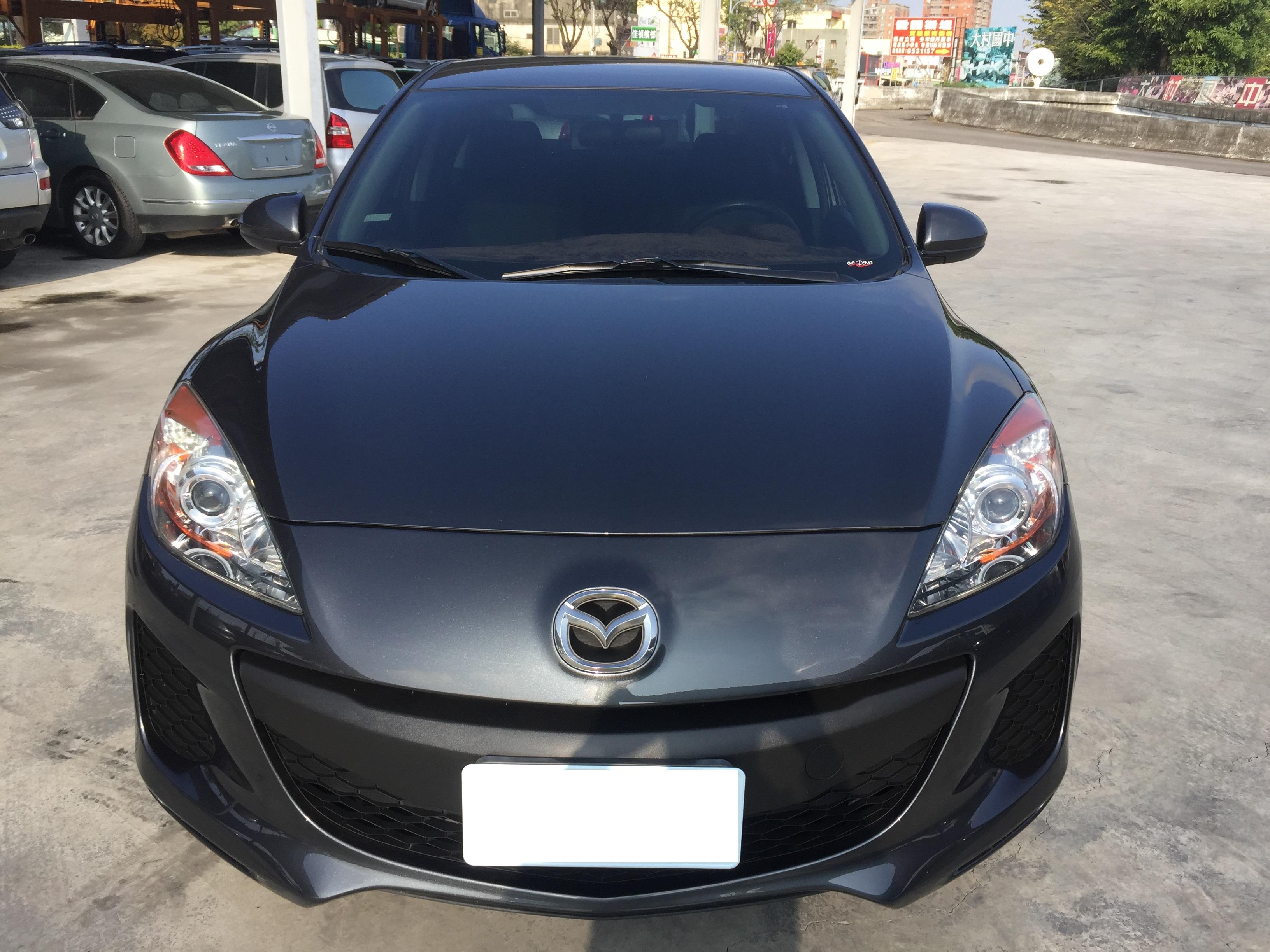 2012 Mazda 馬自達 3