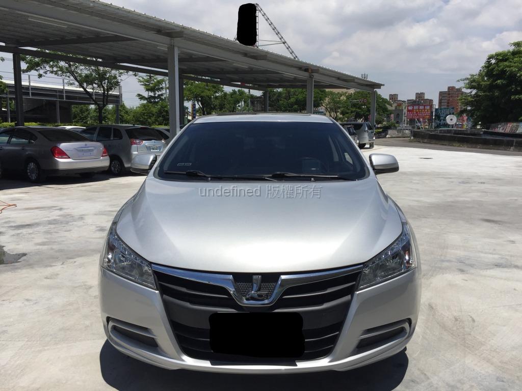 2013 Luxgen 納智捷 5 sedan