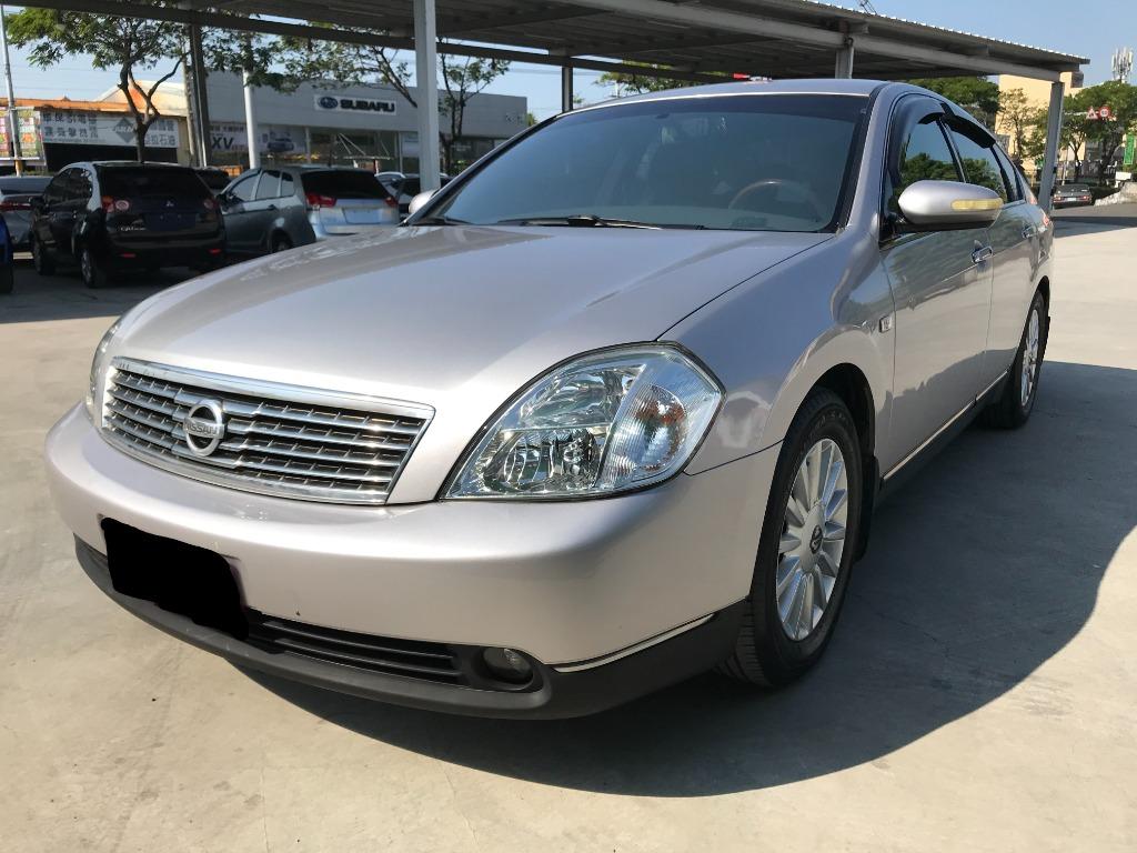 2005 Nissan 日產 Teana