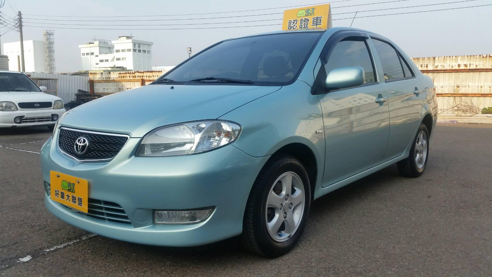 2004 Toyota Vios