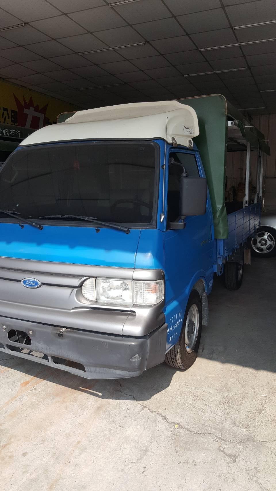 2008 Ford 福特 Econovan