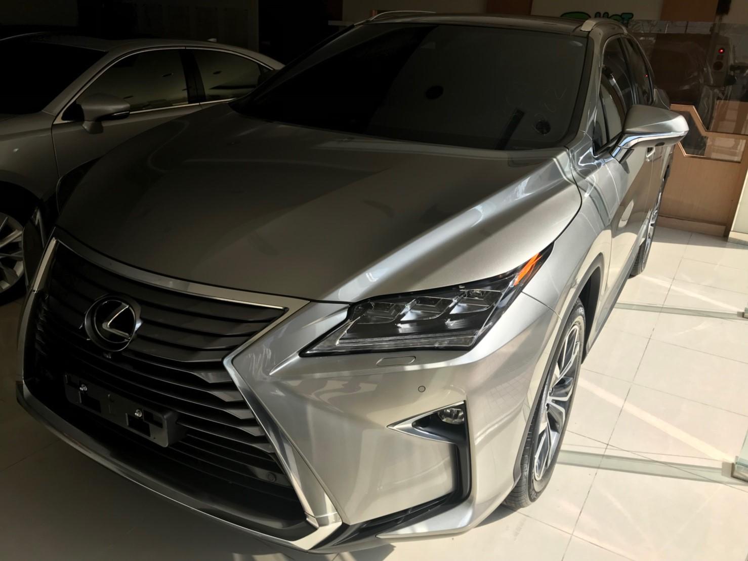 2017 Lexus 凌志 RX