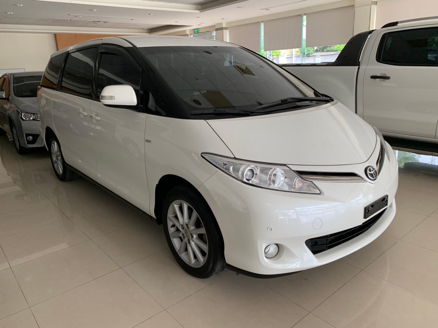 2016 Toyota 豐田 Previa