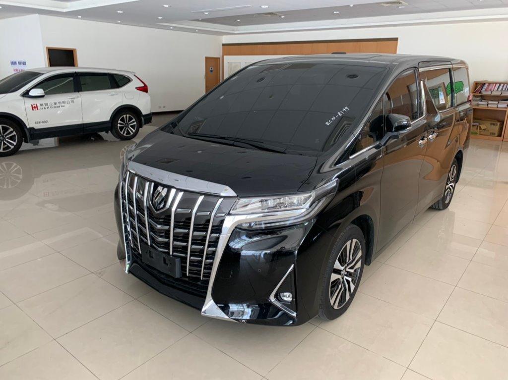 2019 Toyota 豐田 Alphard