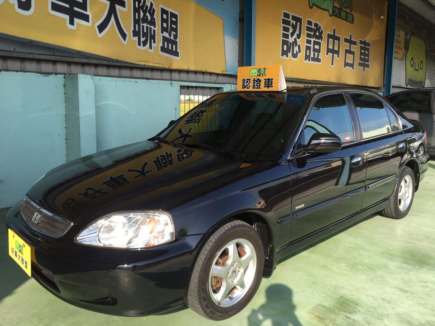 2000 Honda 本田 Civic