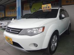 2008 Mitsubishi 三菱 Outlander
