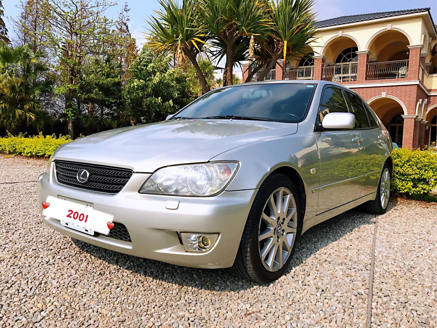2001 Lexus 凌志 Is