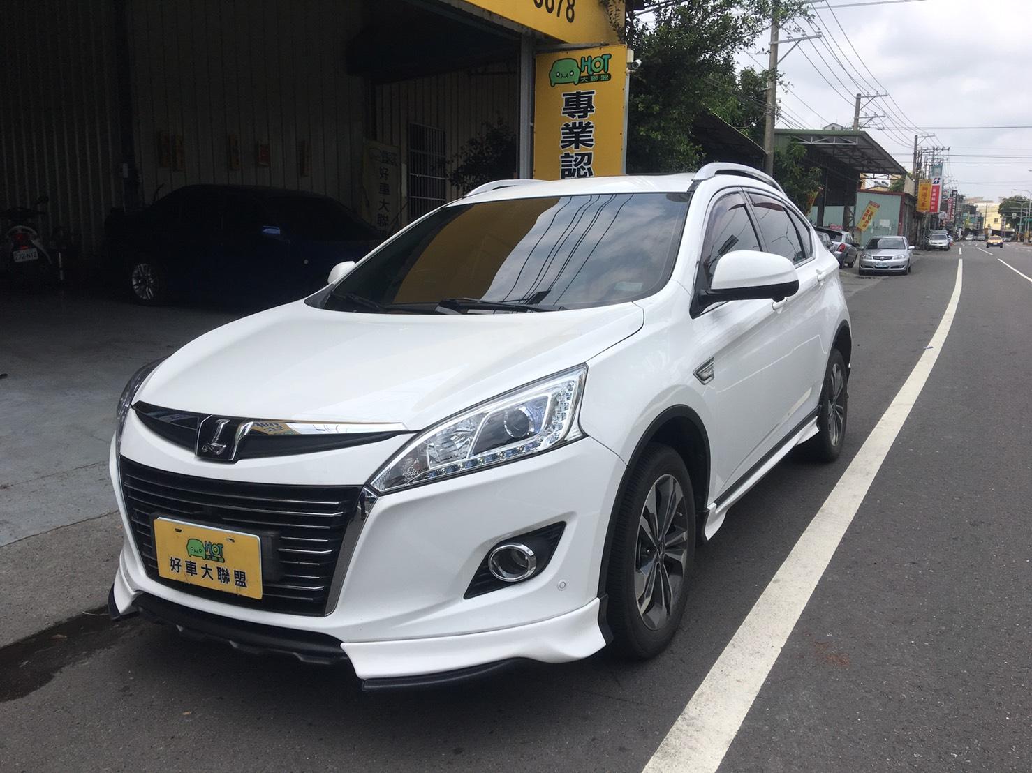 2017 Luxgen 納智捷 U6 Turbo