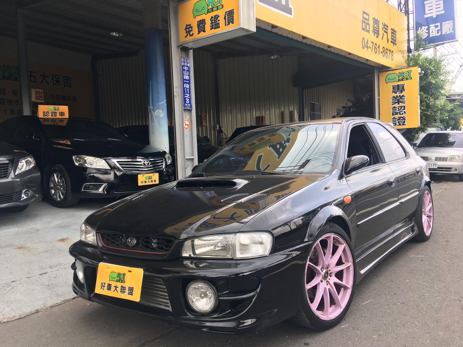 2000 Subaru 速霸陸 Impreza