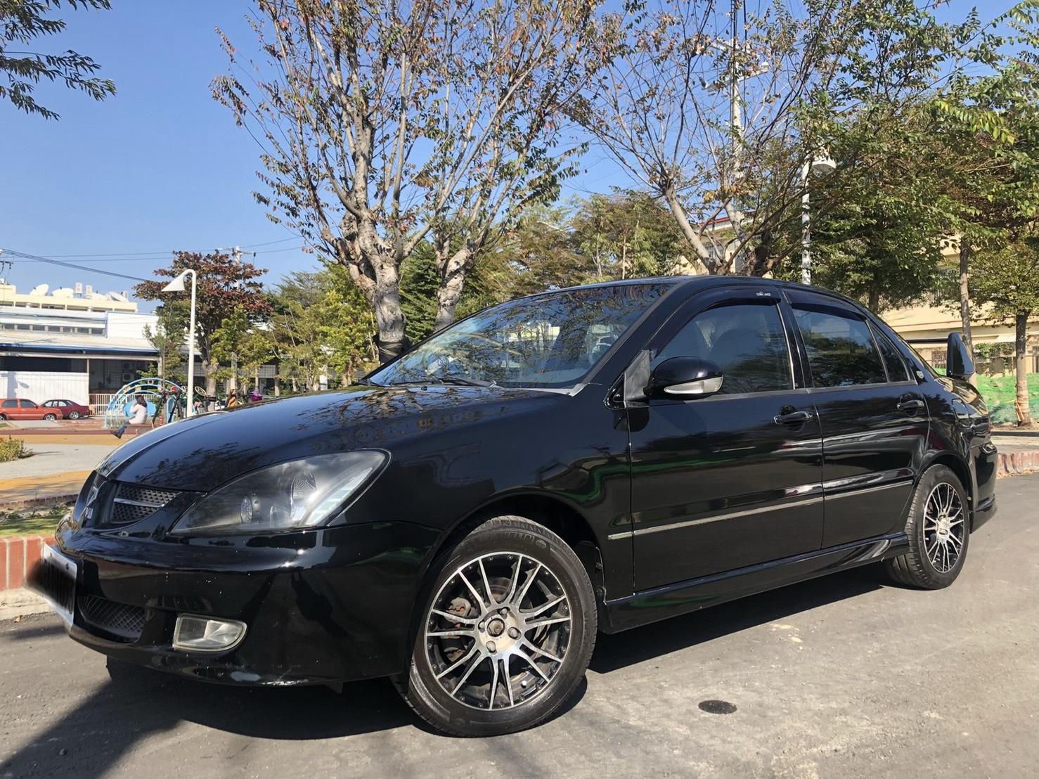 2007 Mitsubishi 三菱 Lancer io