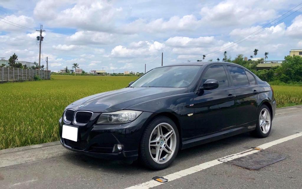 BMW 寶馬 2009 3-Series Sedan