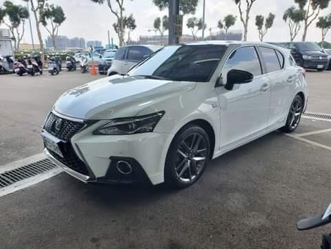 2017 Lexus 凌志 Ct