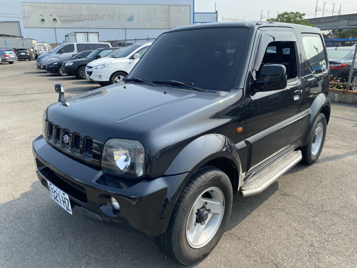 2004 Suzuki 鈴木 Jimny