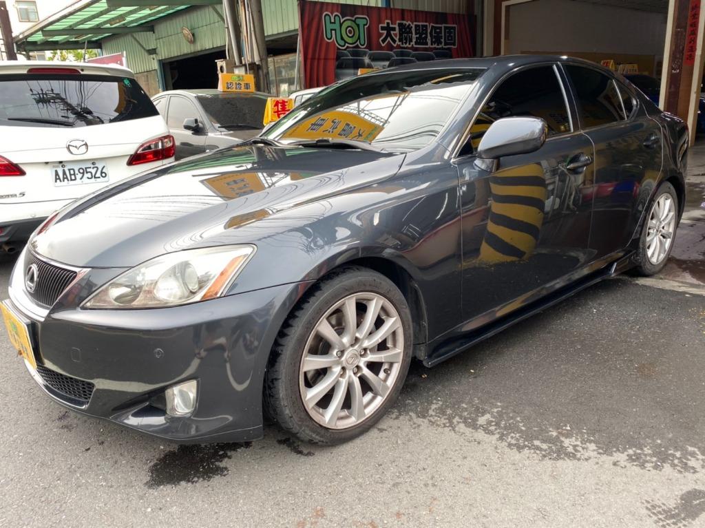 2005 Lexus 凌志 Is