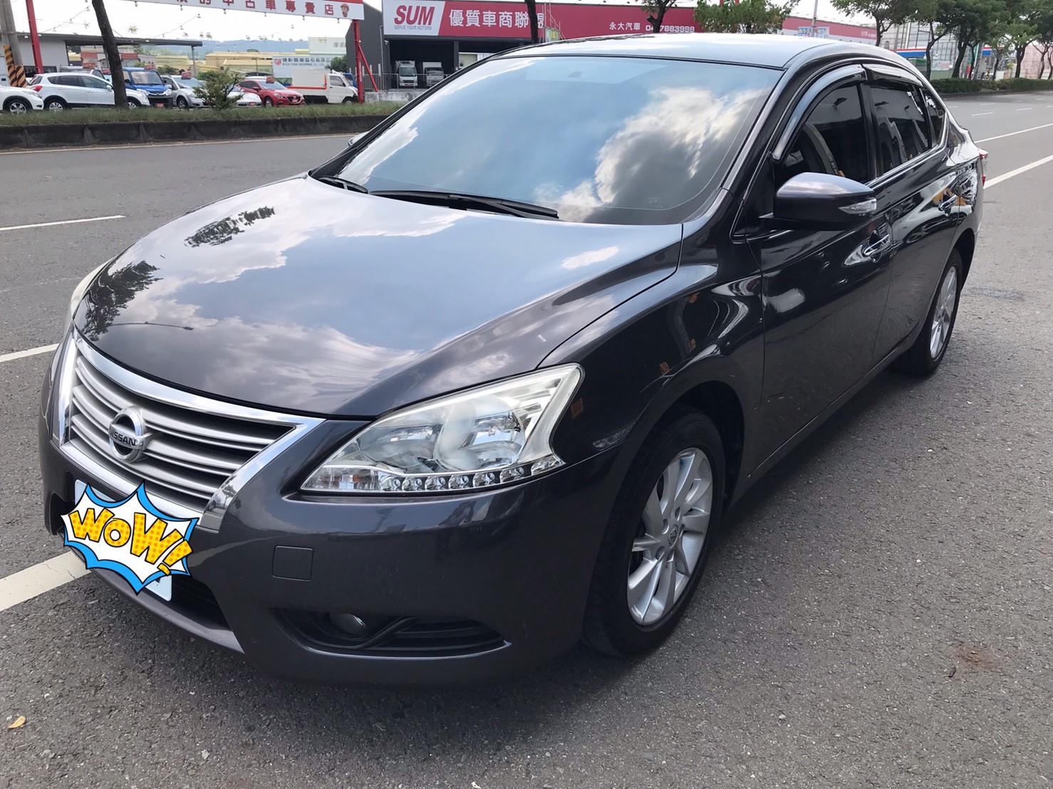 2014 Nissan 日產 Sentra