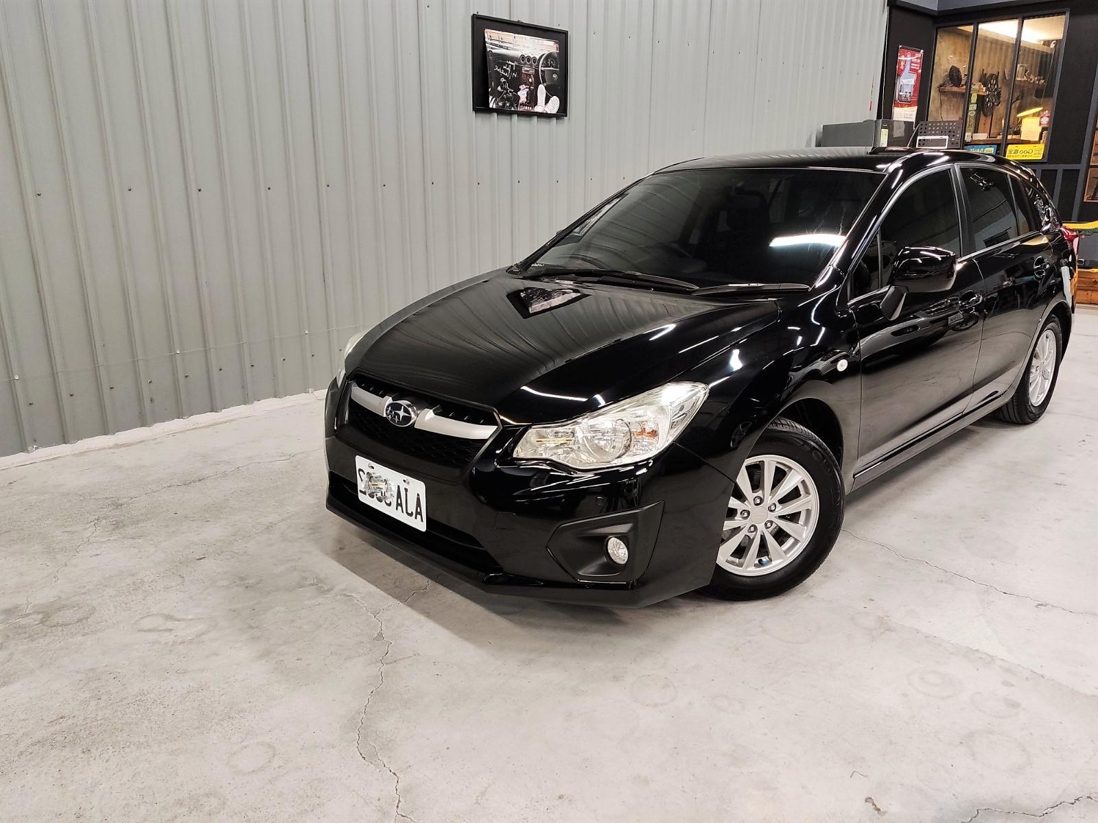 2014 Subaru 速霸陸 Impreza
