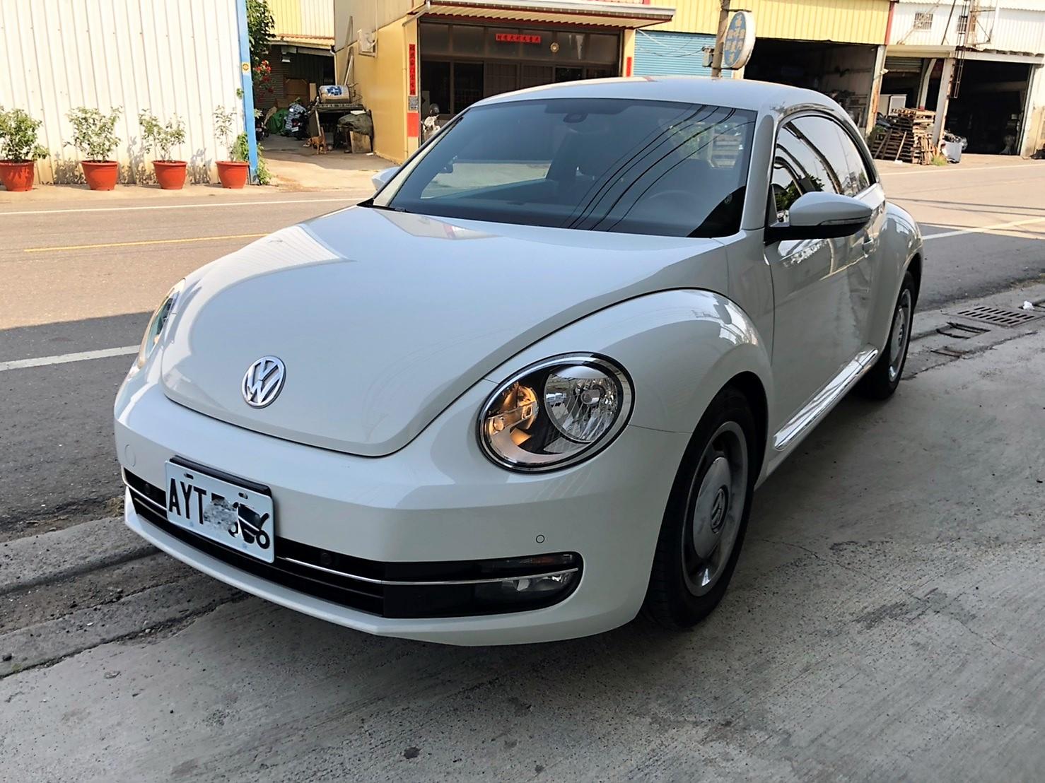 2016 Volkswagen 福斯 Beetle