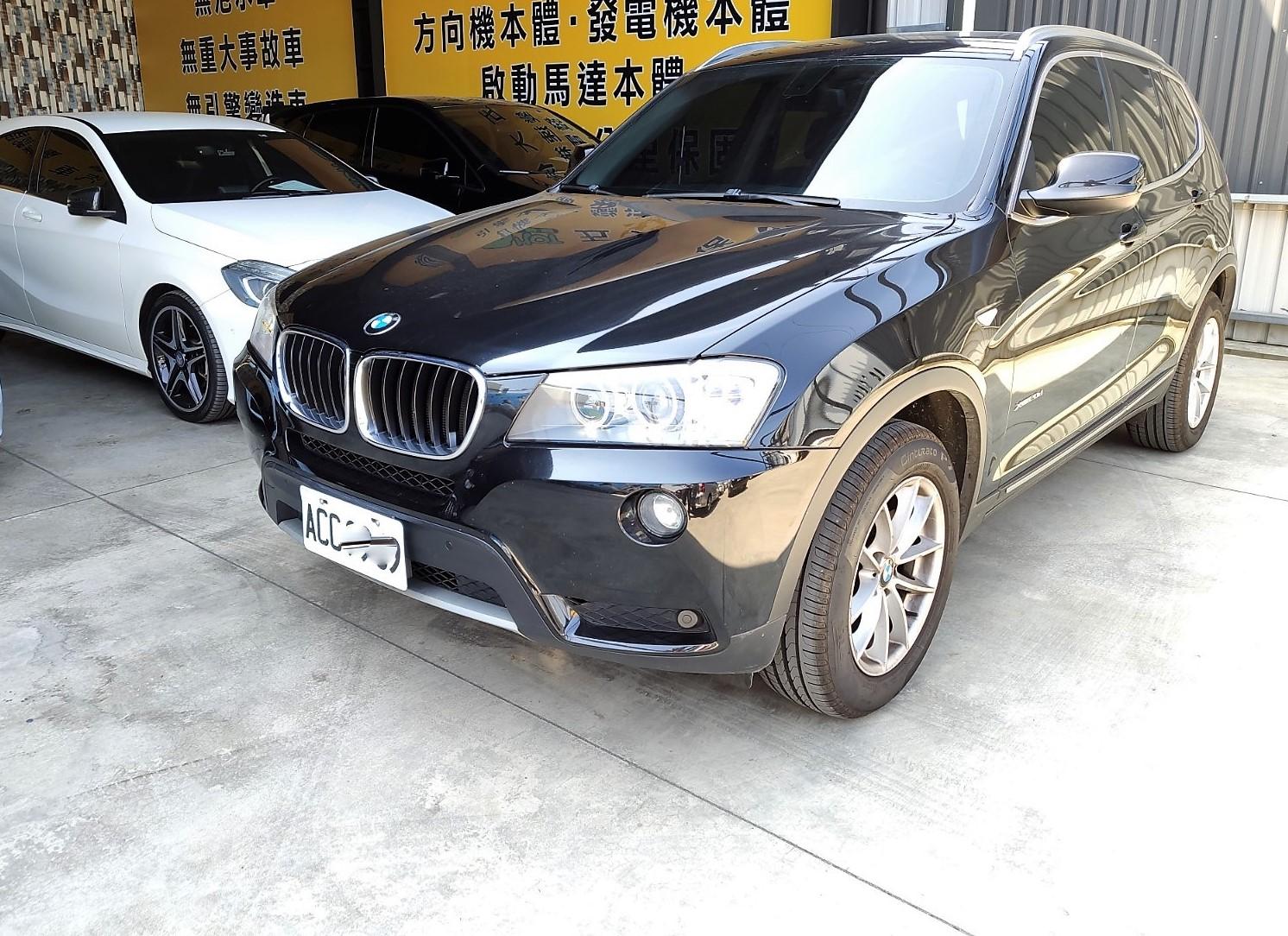 2012 BMW 寶馬 X3