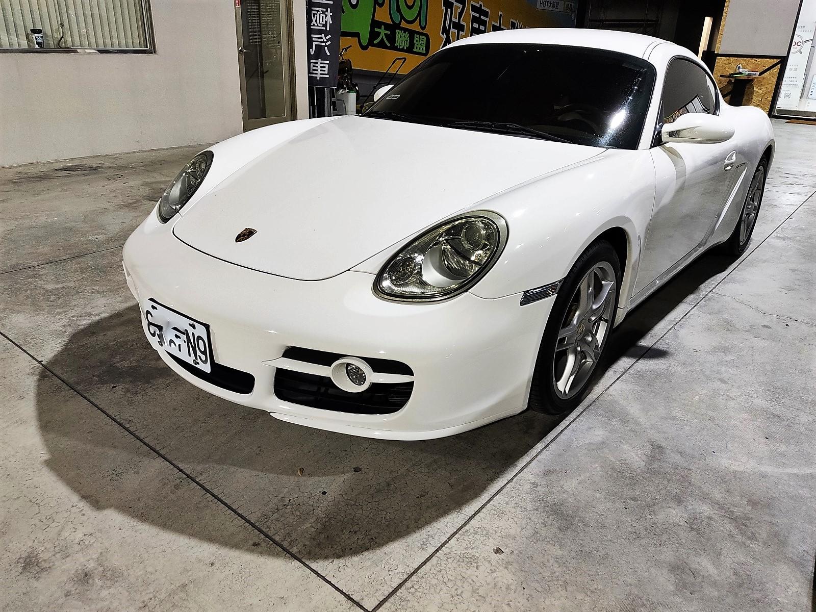 2007 Porsche 保時捷 Cayman