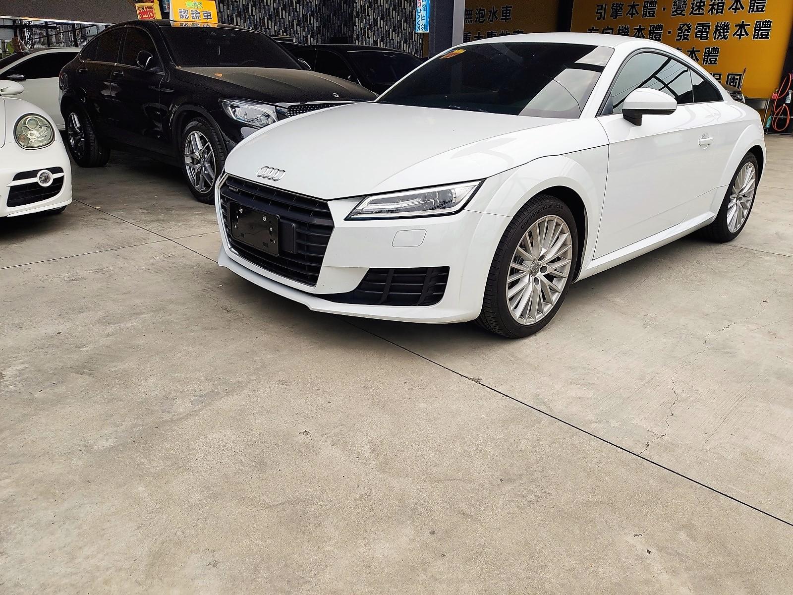 2016 Audi 奧迪 TT
