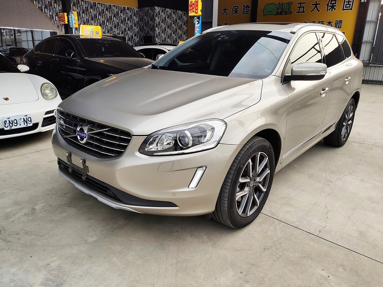 2016 Volvo 富豪 Xc60
