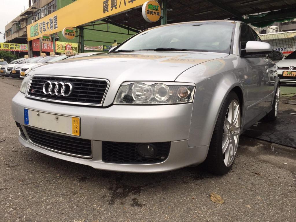2003 Audi 奧迪 A4 sedan
