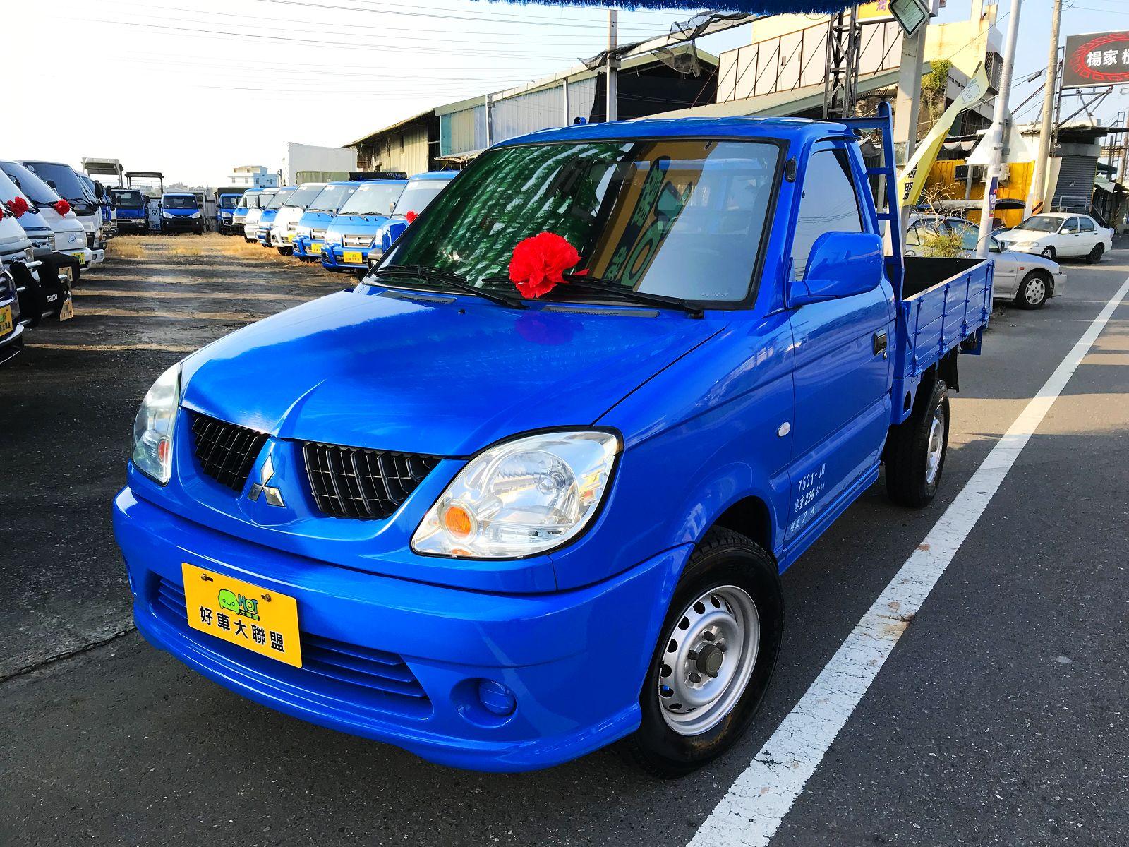 2004 Mitsubishi 三菱 商用車