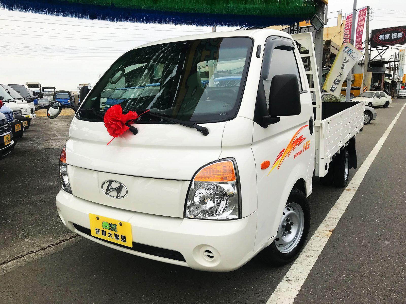 2011 Hyundai 現代 Porter