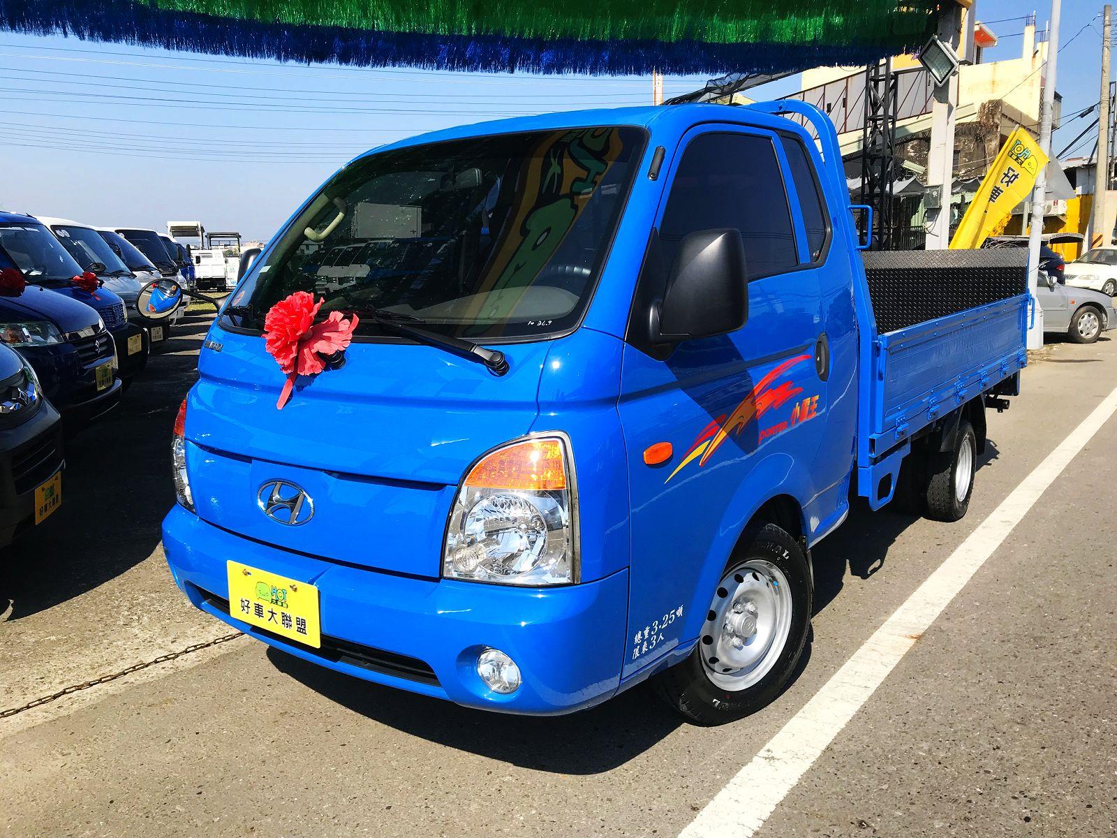 2010 Hyundai 現代 Porter