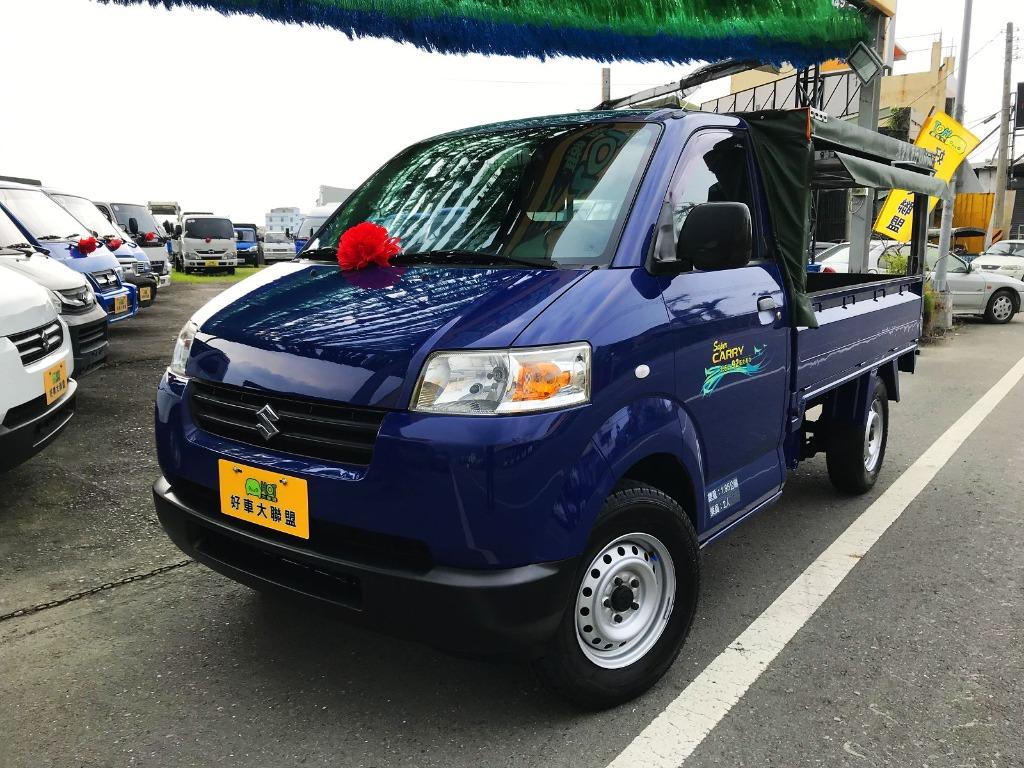 2014 Suzuki 鈴木 Super carry