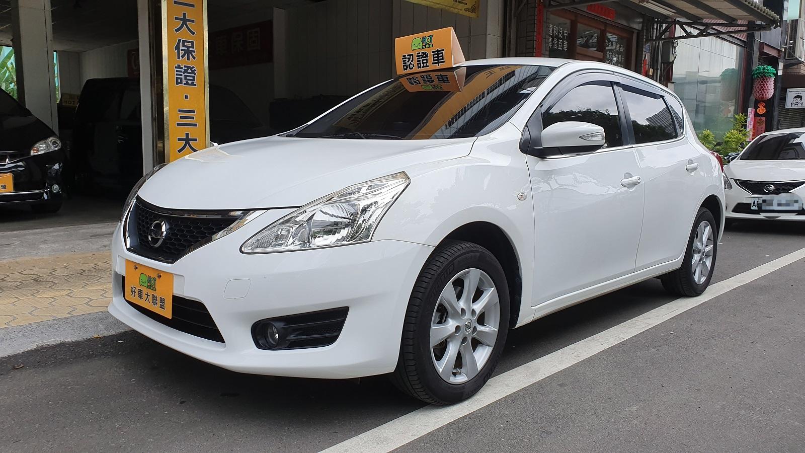 2015 Nissan 日產 Tiida