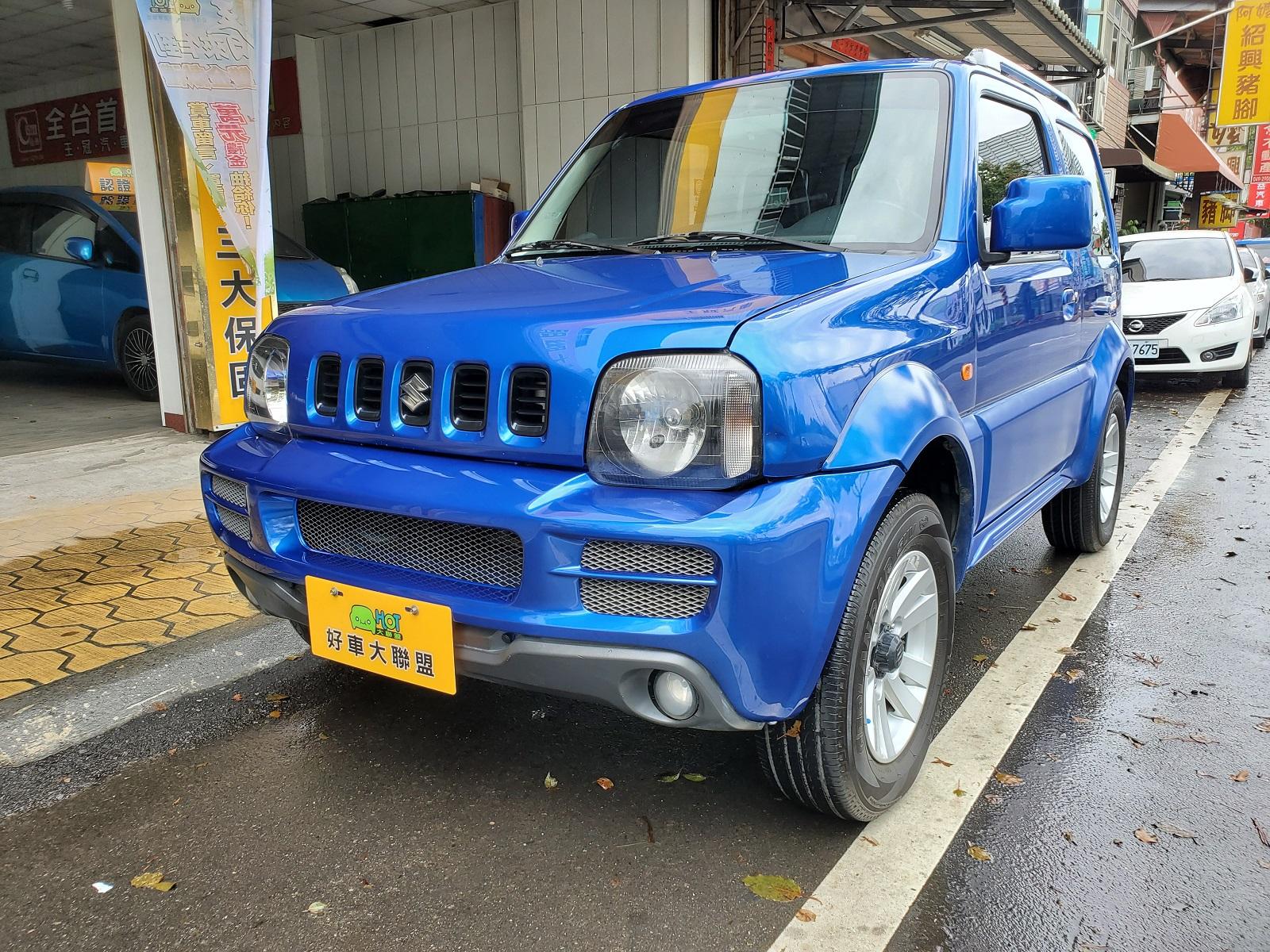 Suzuki 鈴木 2011 Jimny