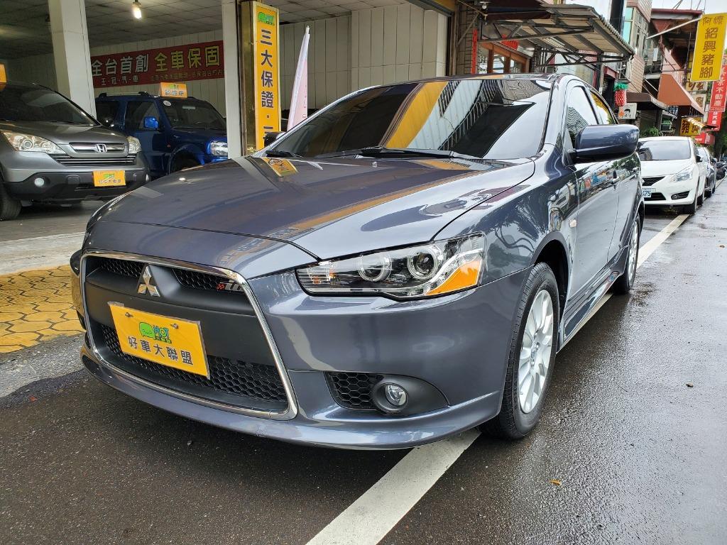 2014 Mitsubishi 三菱 Lancer io