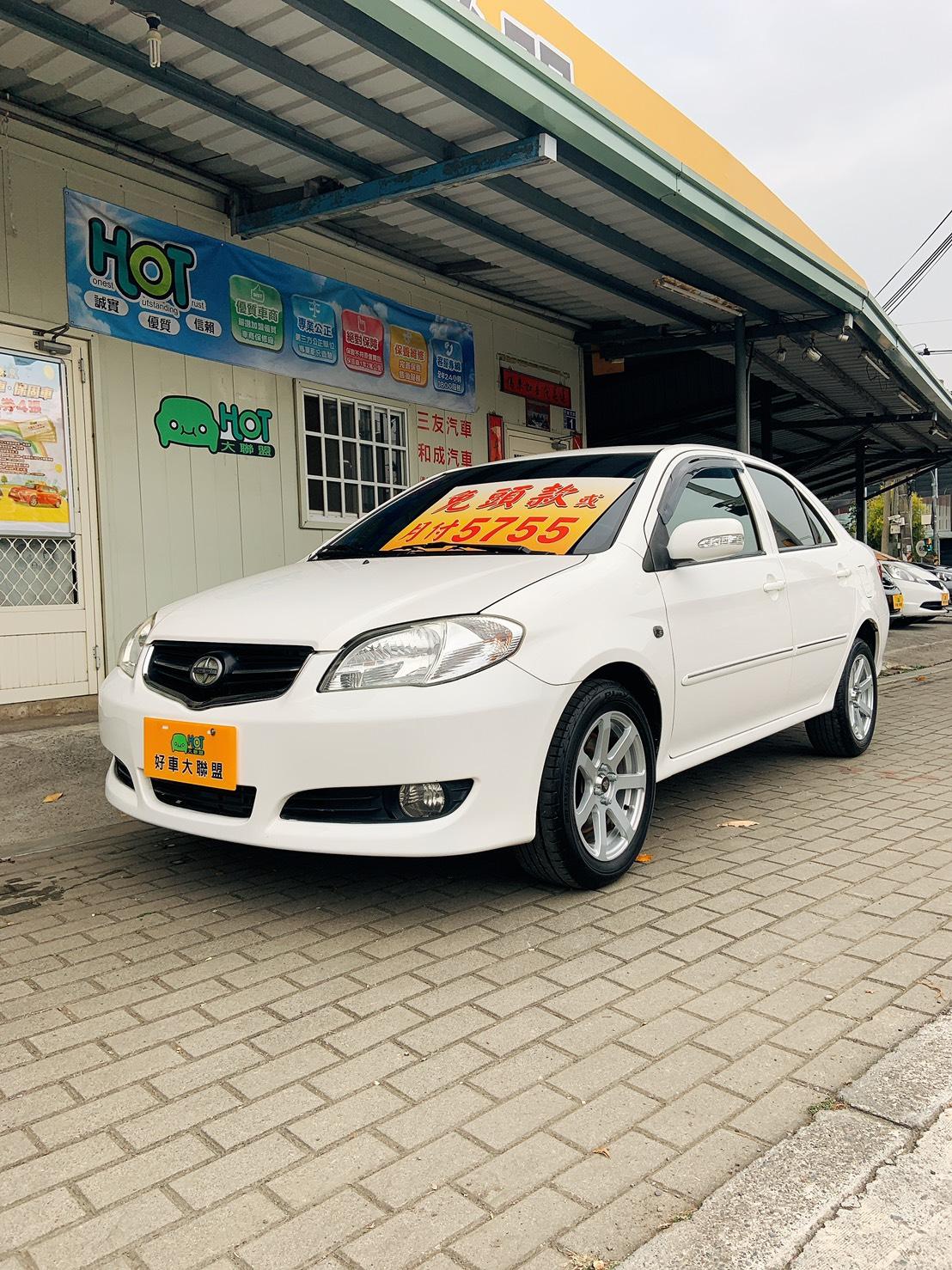 2011 Toyota 豐田 Vios