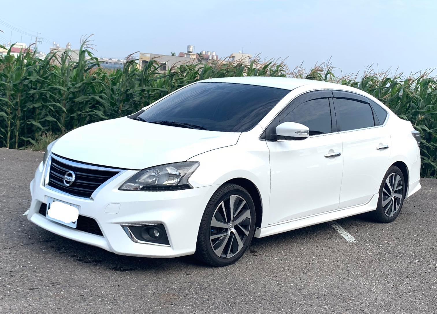 2015 Nissan 日產 Sentra