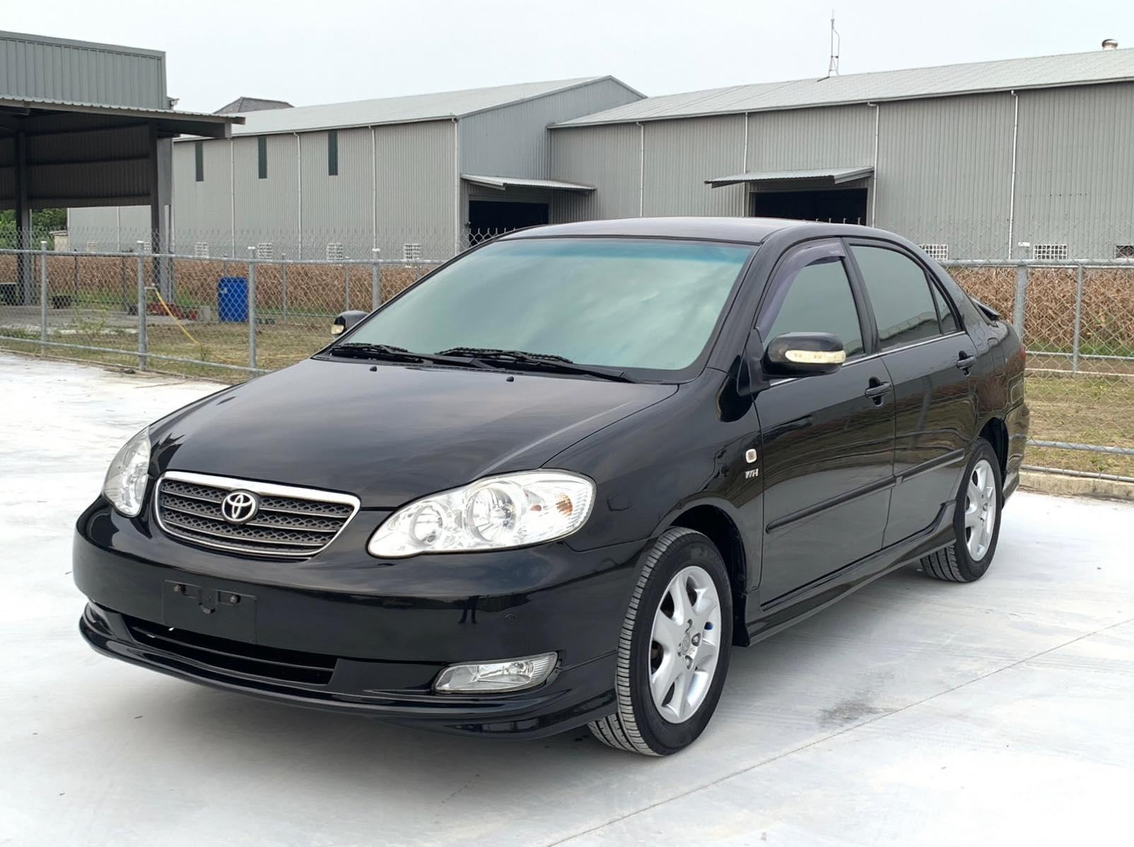 2005 Toyota 豐田 Corolla altis